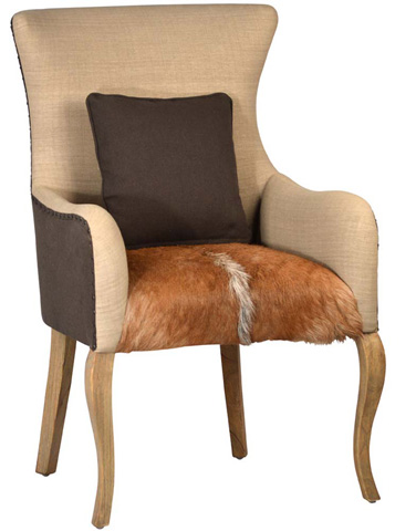 Dovetail Furniture - Duncan Chair - DOV2324