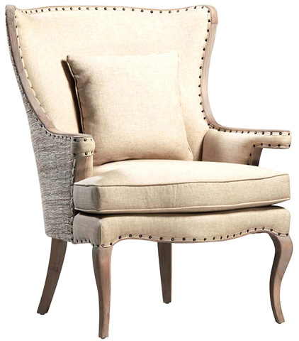 Dovetail Furniture - Hood Chair - DOV2329