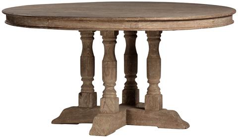Dovetail Furniture - Large Westminster Table - DOV2475