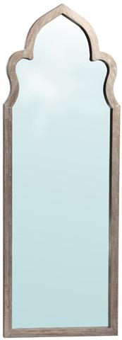Dovetail Furniture - Maroc Floor Mirror - DOV2558
