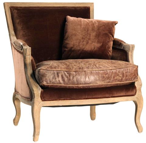 Dovetail Furniture - Hammond Chair - DOV2574