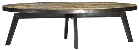 Dovetail Furniture - Bradley Coffee Table - DOV2578