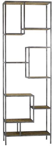 Dovetail Furniture - Dillard Bookcase - DOV2582