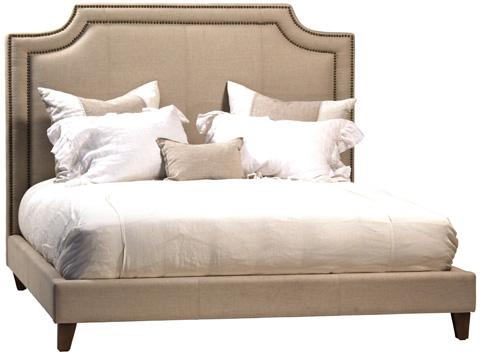 Dovetail Furniture - Bramley King Bed - DOV2733EK