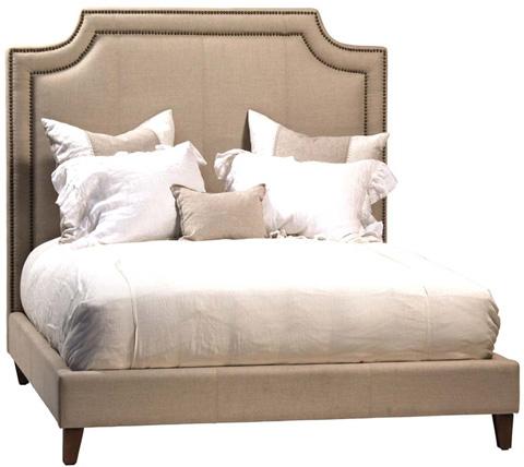 Dovetail Furniture - Bramley Queen Bed - DOV2733Q