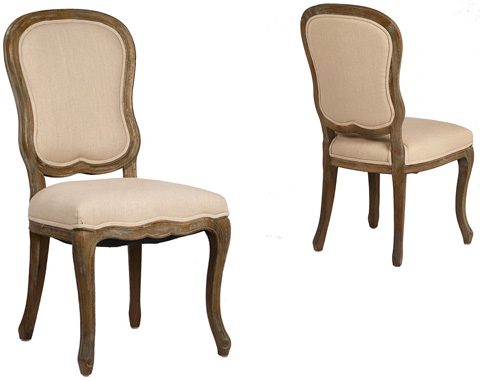 Dovetail Furniture - Provence Dining Chair - DOV300