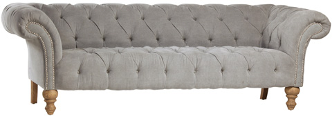 Dovetail Furniture - Maxwell Sofa - DOV3104