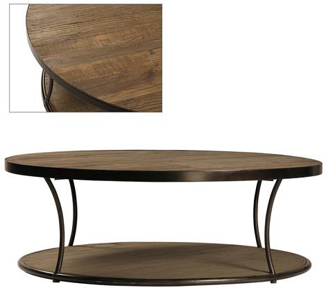 Dovetail Furniture - Benitez Coffee Table - DOV3315