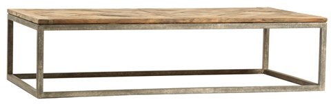 Dovetail Furniture - Mathis Coffee Table - DOV336
