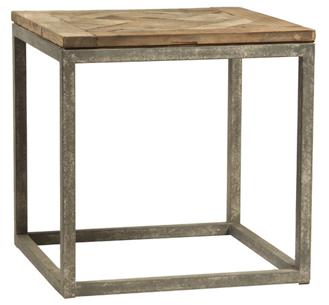 Dovetail Furniture - Mathis End Table - DOV337