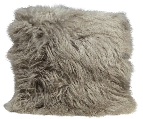 Dovetail Furniture - Mongolian Cushion - DOV3379