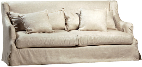 Dovetail Furniture - Austin Sofa - DOV3427
