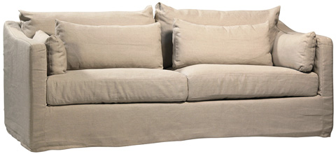 Dovetail Furniture - Ashford Sofa - DOV3433