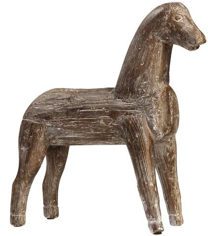 Dovetail Furniture - Horse Figure - DOV4018