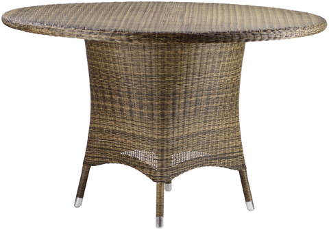 Dovetail Furniture - Abbey Round Table - DOV413