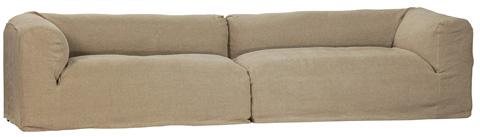 Dovetail Furniture - Danbury Sofa - DOV4502