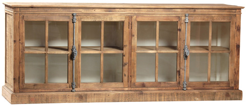 Dovetail Furniture - Olson Sideboard/Plasma Stand - DOV5020