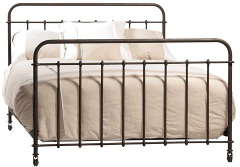 Dovetail Furniture - Baldwin King Iron Bed - DOV5041EK