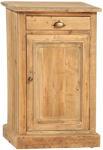 Dovetail Furniture - Canning Sidetable - DOV5044