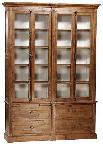 Dovetail Furniture - Robinson Bookcase - DOV5045