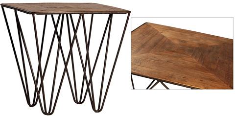 Dovetail Furniture - Langer End Table - DOV5076