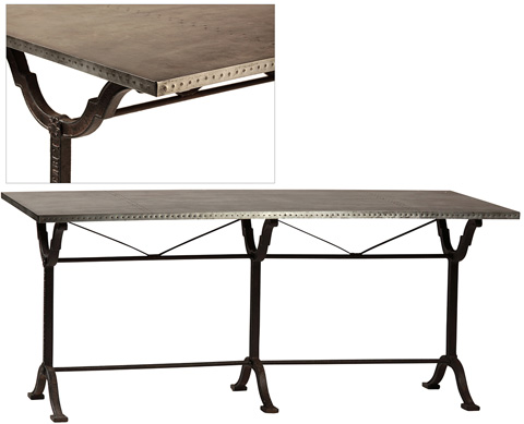 Dovetail Furniture - Milligan Table - DOV5079