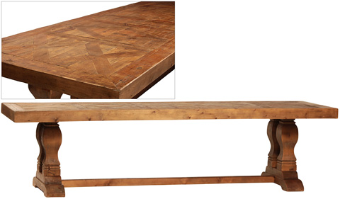 Dovetail Furniture - Regent Table - DOV5103
