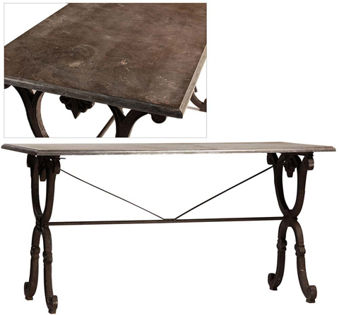 Dovetail Furniture - Lincoln Table - DOV5115