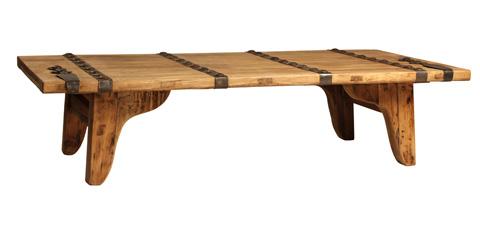 Dovetail Furniture - Shanghai Coffee Table - DOV608