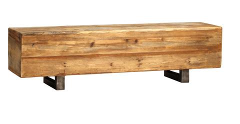 Dovetail Furniture - Maddox Bench - DOV654