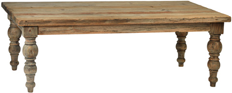 Dovetail Furniture - Campbell Coffee Table - DOV7700