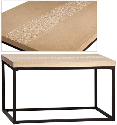 Dovetail Furniture - Mayes Coffee Table - DOV8710