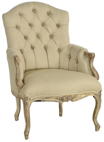 Dovetail Furniture - Augusta Chair - DOV9501