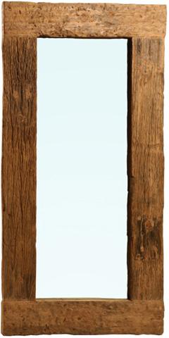 Dovetail Furniture - Marco Mirror - LA1206
