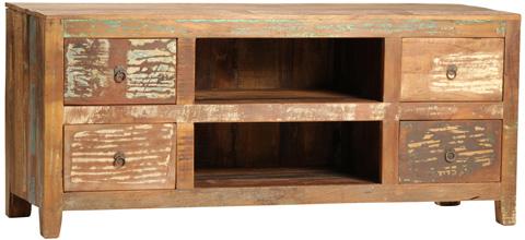 Dovetail Furniture - Nantucket Plasma Stand - NE18