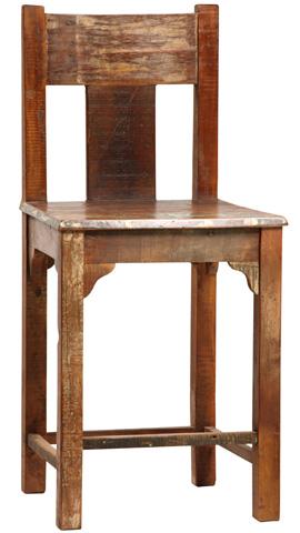 Dovetail Furniture - Nantucket Counter Chair - NE5