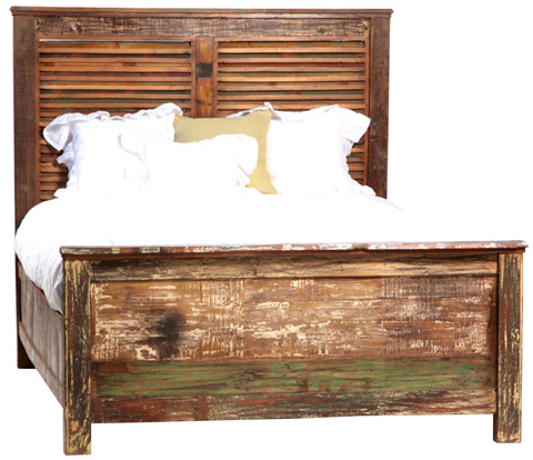 Dovetail Furniture - Nantucket California King Bed - NE89CK