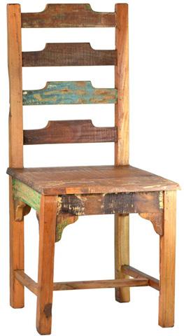 Dovetail Furniture - Ladder Back Chair - NE96