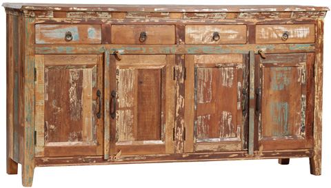 Dovetail Furniture - Nantucket Sideboard - NE98