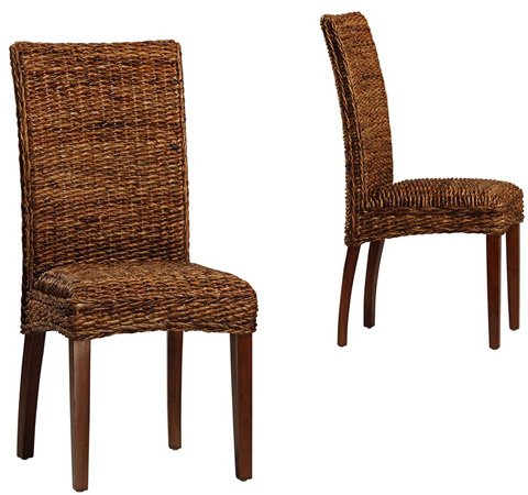 Dovetail Furniture - Medina Chair - PLA2034