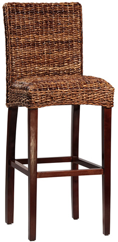 Dovetail Furniture - Medina Bar Stool - PLA2034BS