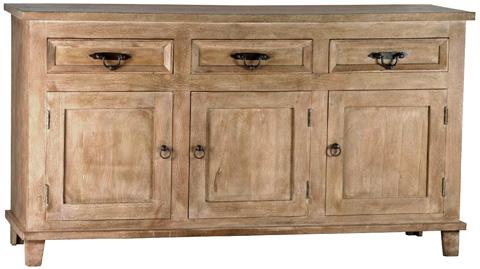 Dovetail Furniture - Havana Sideboard in Dijon - SHR14DJ