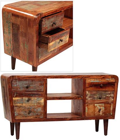 Dovetail Furniture - Mayes Sideboard - SHR51