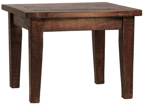 Dovetail Furniture - Havana End Table - SHR9