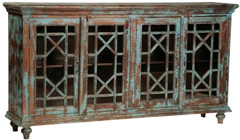 Dovetail Furniture - Zamora Sideboard - V113