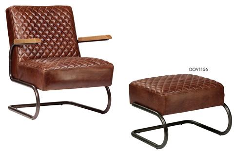 Dovetail Furniture - Ceylan Chair - DOV1148