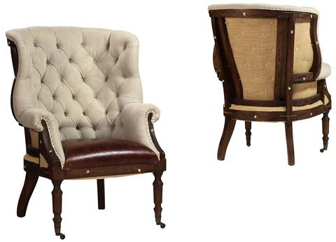 Dovetail Furniture - Washington Chair - DOV1150