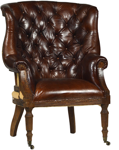Dovetail Furniture - Oxford Chair - DOV1157