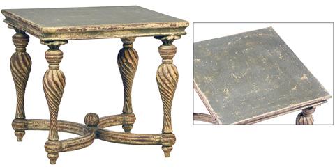 Dovetail Furniture - Grenville End Table - DOV2114