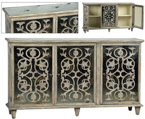 Dovetail Furniture - Tara Sideboard - DOV2341